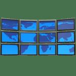 Screen and Videowalls