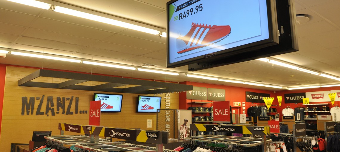 Digital Signage Solutions for a small Business or Retail Shop