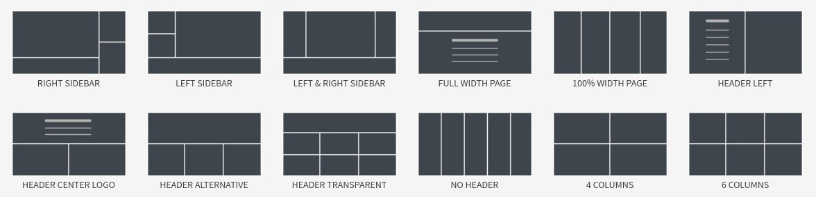 Templates & Layouts